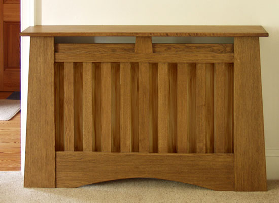 The Wooden Radiator Cabinet Company | Custom wooden covers for ...